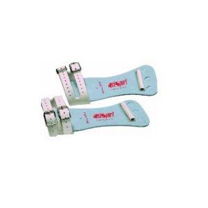 Reisport - G533 - Gants barre fixe hyper protec (H)  trois trous avec boucles
