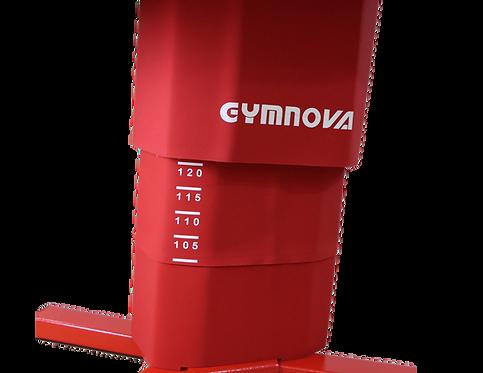 GYMNOVA - Protection intégrale du pied central de table de saut
