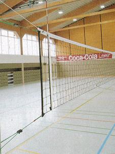 Spieth America - Volleyball Filet Tournoi