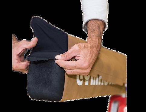 GYMNOVA - Revêtement amovible de poutre