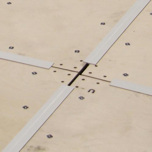 GYMNOVA - Plancher dynamique seul pour praticable (12m50 x 12m50)