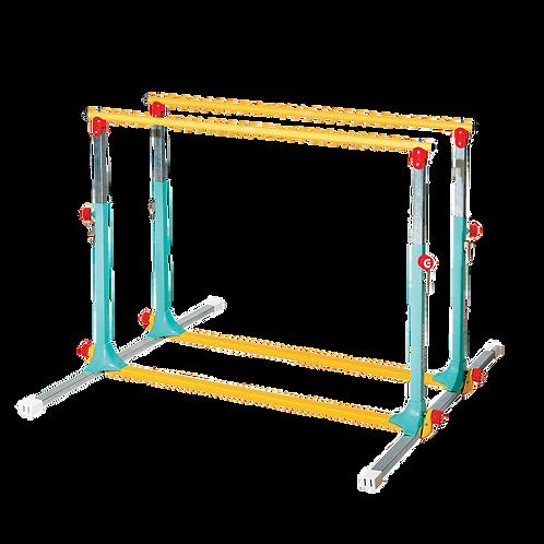 GYMNOVA - Mini barres parallèles - educ'gym