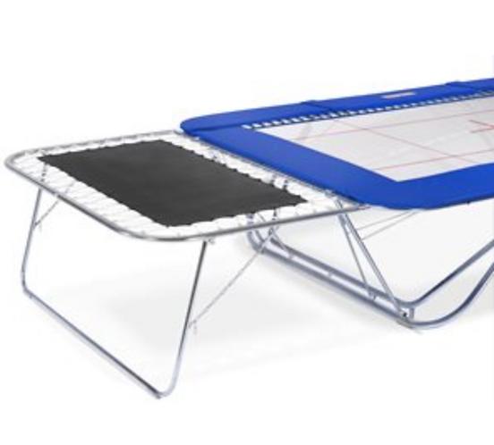 Eurotramp - Petites banquettes sécurité trampolines ultimate et grand master