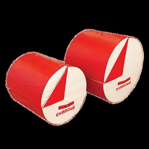 GYMNOVA - Module mousse Rocking Roller - Longueur 70 x diamètre 90cm