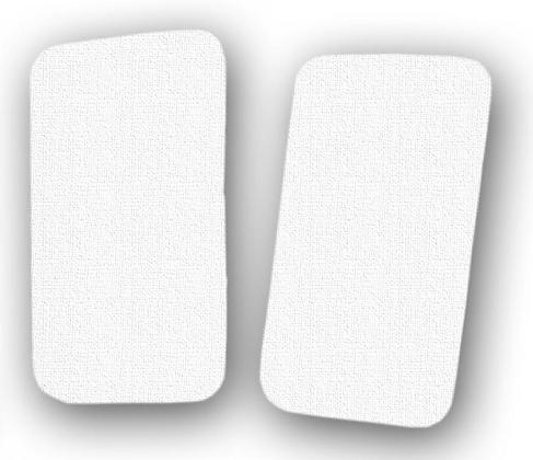 US GLOVE - TP-07 - Languettes de plastique pour support des poignets