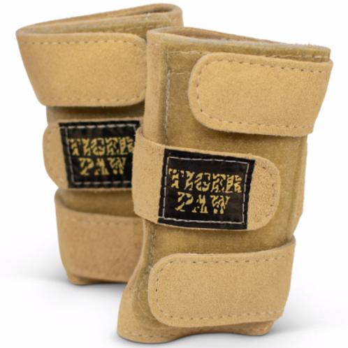 US GLOVE - Support poignets beige (Tiger Paws)