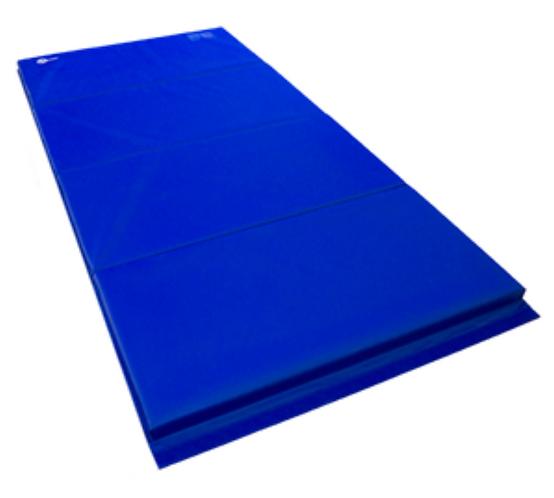 """Spieth America - Tapis de sol de 4' x 8' x 2"""" avec velcro aux extrémités"""
