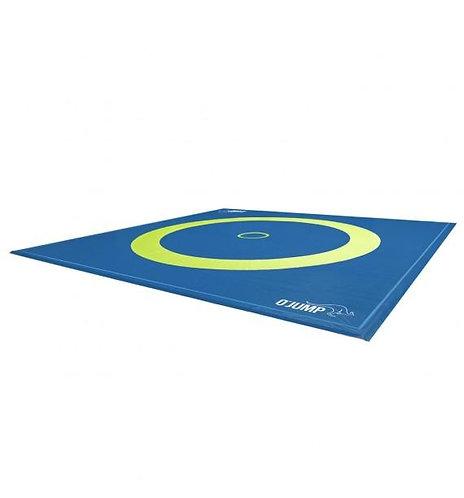 O'Jump - Bâche de recouvrement de tapis de lutte d'entraînement