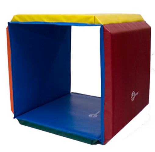 Spieth America - Tapis cube 2' x 2'