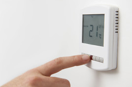 changing thermostat temperature