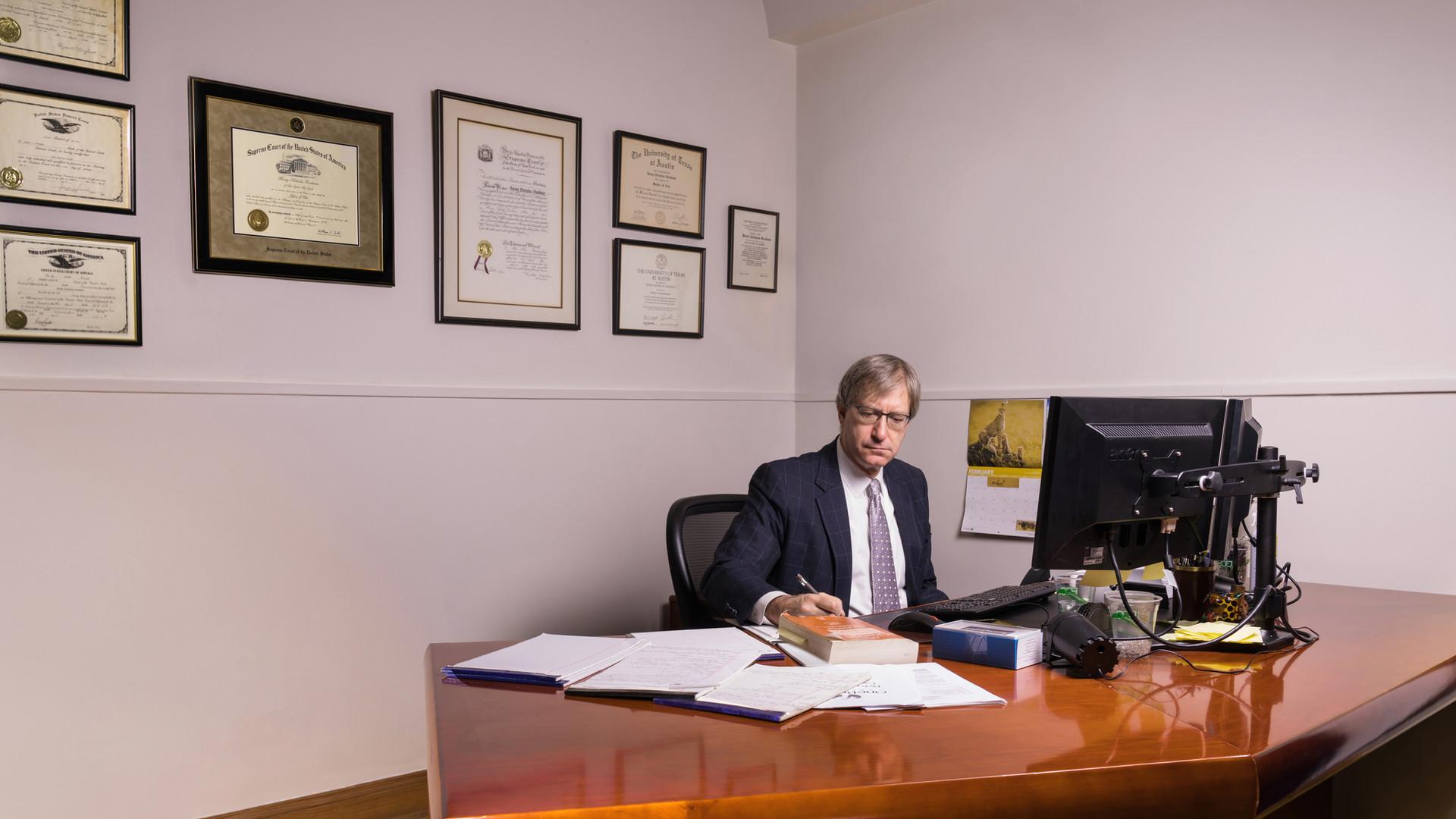 Nicholas Goodman at Work