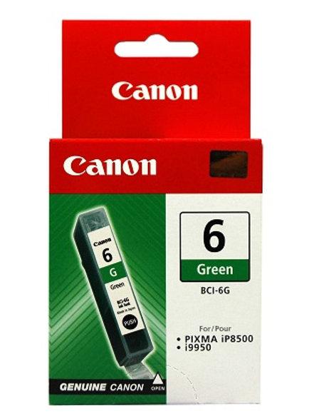 Canon Green Ink Cartridge