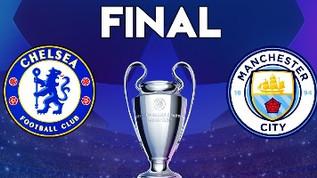 The Champions League Final Show