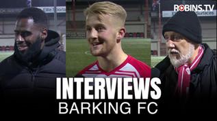 Interviews - Barking