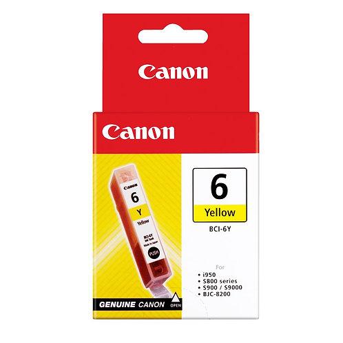 Canon Yellow Ink Cartridge