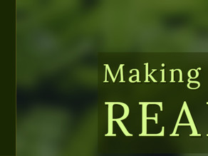 Making it REAL [5-10-20]