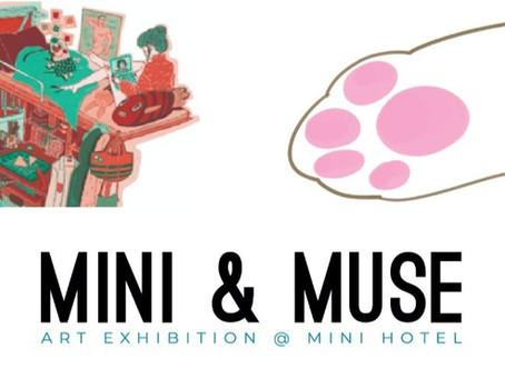 《mini & muse》藝術展