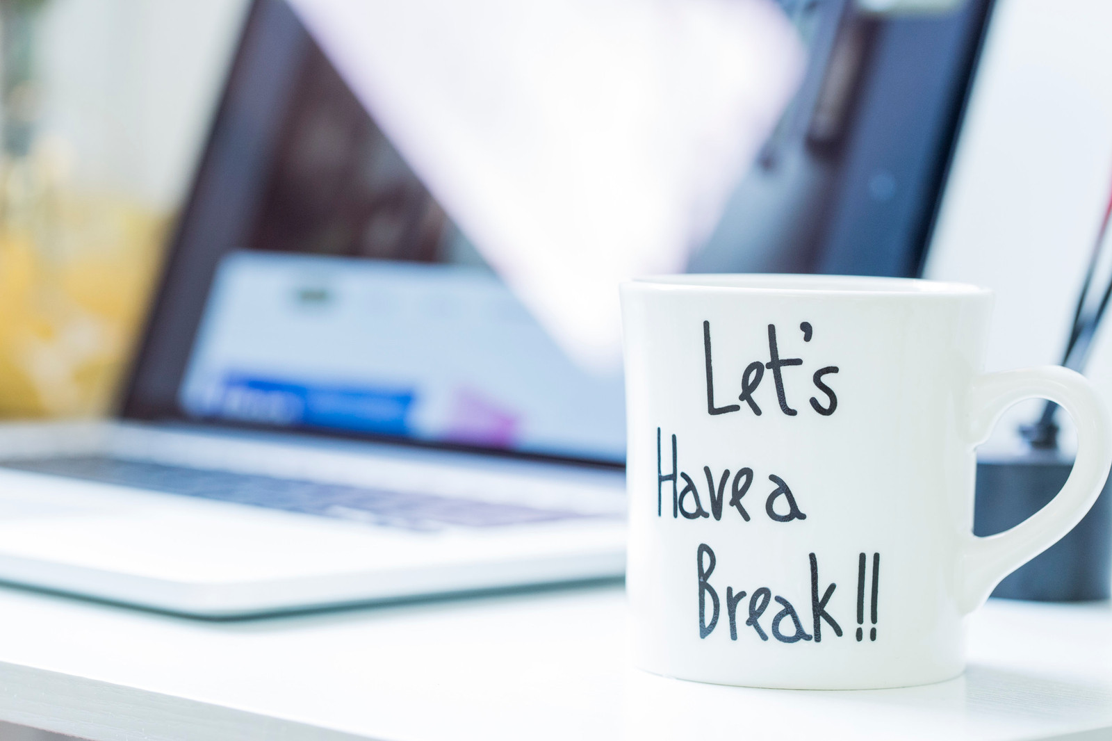 Lets have a break