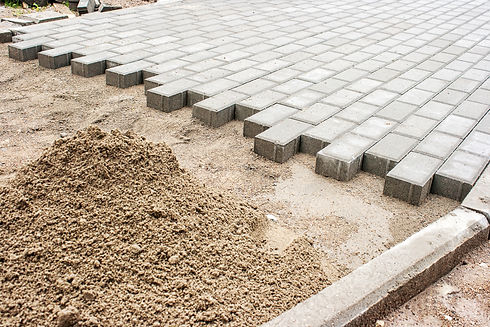 construction of a new pavement of paving slabs closeup detail.jpg