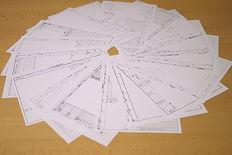 ●仕様書    Microsoft Office Excel(エクセル)を使い仕様書を作成いたします。    お客様のご使用されている貴社テンプレートでの作業に対応します。     ・ご用意ないお客様に対しましては      弊社オリジナルのテンプレートで対応する事も可能です。   ●ハンガーイラスト    仕様書に添付するハンガーイラスト、展開図、部分縫製図など    東レCADで描いたものをメタファイル(emf)に変換して添付しています。     また、Adobe Illustrator (CS4) で