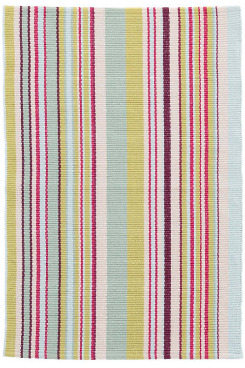 Stripe Cotton 2x3 Rug