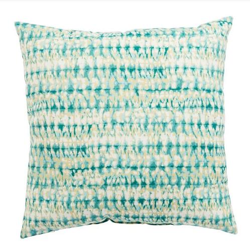 Teal/Blue Indoor/Outdoor Pillow