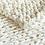 Thumbnail: Chunky Double Knit Throw - Ivory