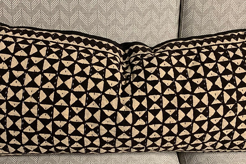 Java Tile Pillow 16x36