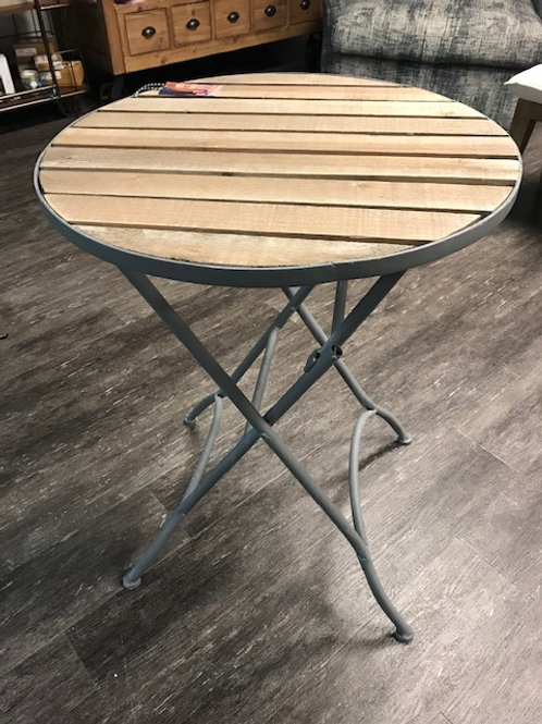 Folding Winery Table