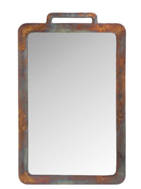 Mirror - Cobalt Blue Finish
