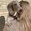 Thumbnail: Custom Upcycled LV Dog Collar/Leash Combo