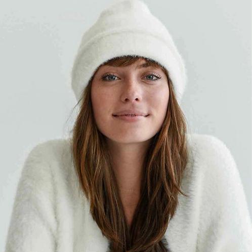 Chalet Hat - Winter White