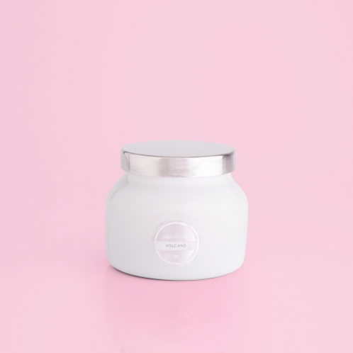 Volcano White Petite Jar