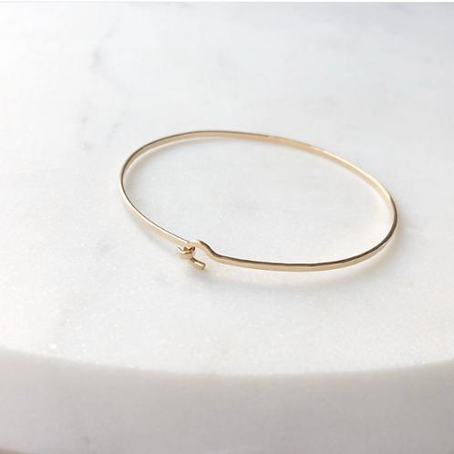 Rose Gold Bracelet - Lg