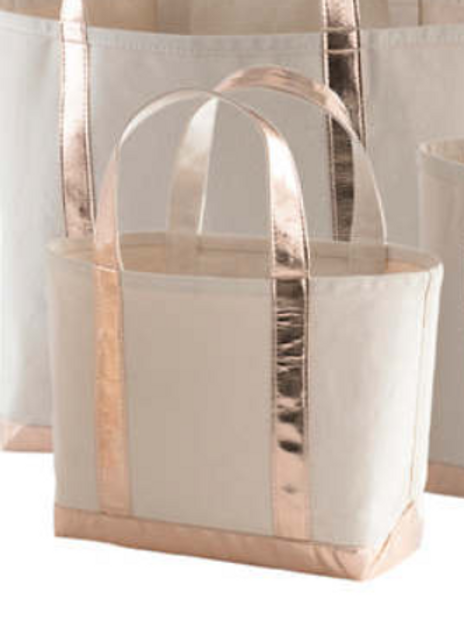 Rose Gold Tote - Small
