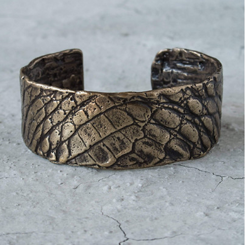 Antique Bronze Cuff
