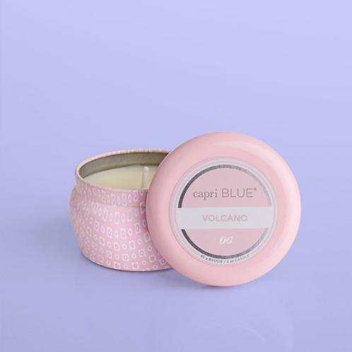 Volcano Pink Mini Tin