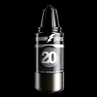 PP 20 DARK GOLD BROWN