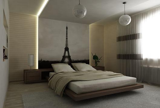 Bedroom decorating online