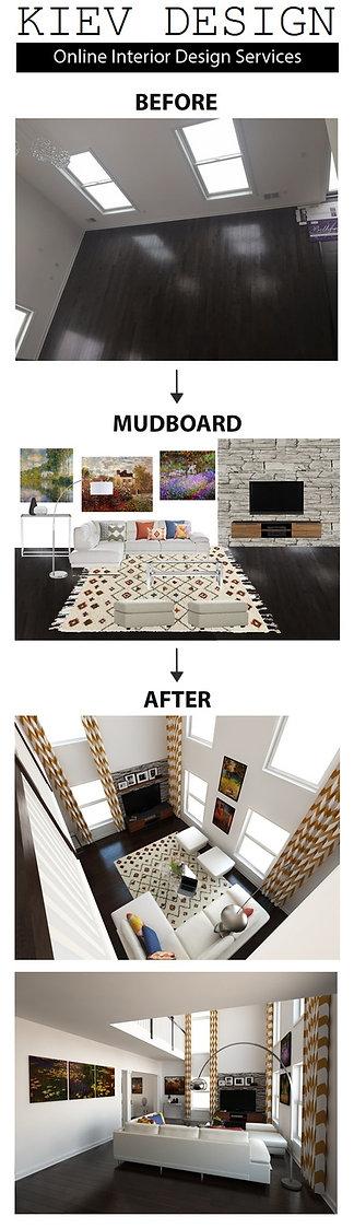 Design Process - Interior Design Service Online