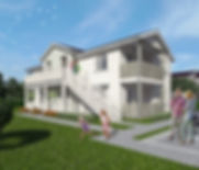 Commercial Exterior 3D Rendering Service