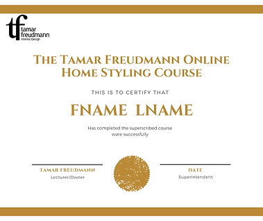 Tamar Freudmann course Diploma.png