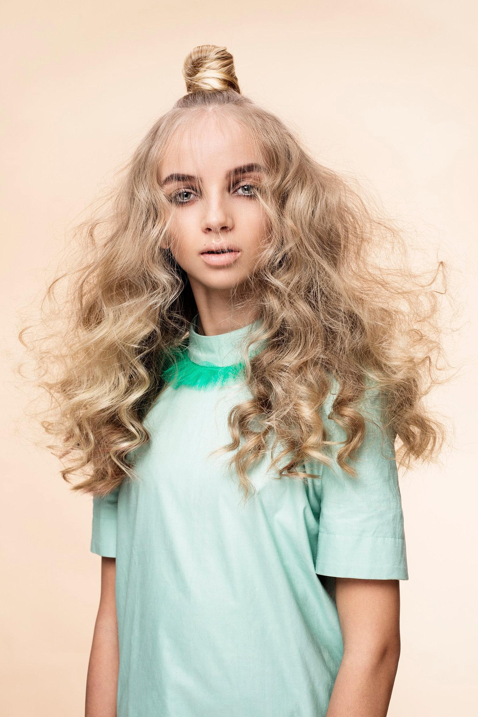 Sharon coiffure 19eme