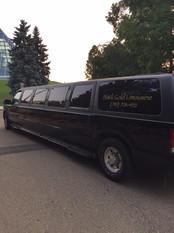 Edmonton Muttart with Limousine in front
