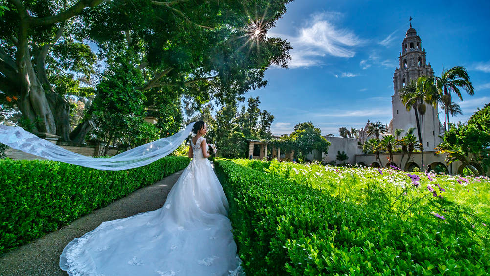 Balboa Wedding