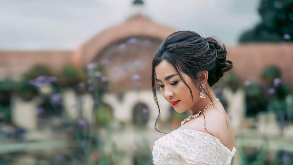 巴尔博亚婚纱照