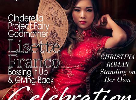 美国华人摄影师携手旗袍美人登上纽约新人及福克斯杂志封面!