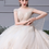 Thumbnail: French 2019 new long tail luxury dream wedding bride