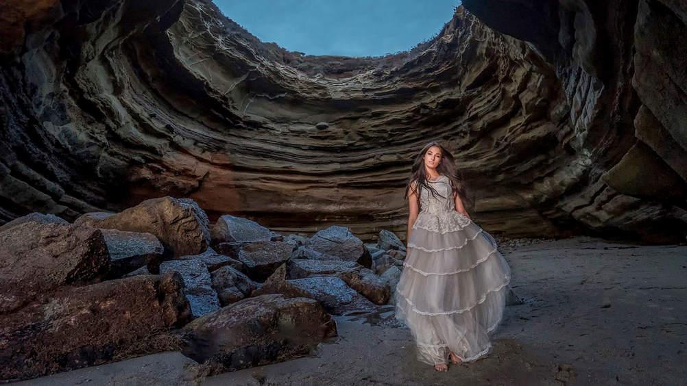 圣地亚哥婚纱照
