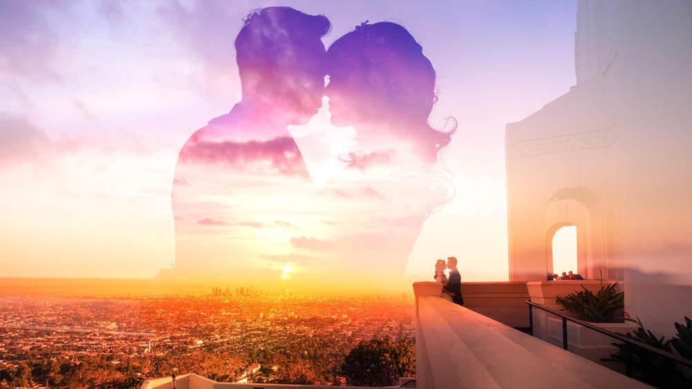 洛杉矶婚纱照